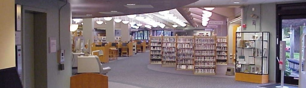 Fairfield Civic Center Library Interior – General Contractor