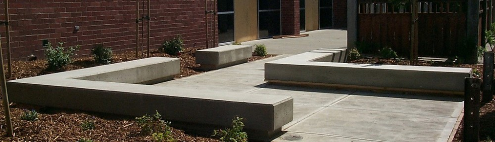 Fairfield Civic Center Library Landscape – General Contractor