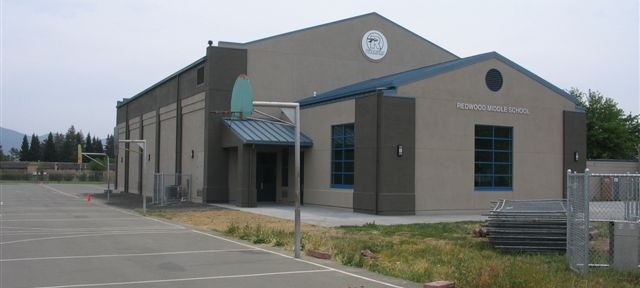 Redwood Middle School – General Contractor – Completed