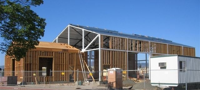Redwood Middle School – General Contractor – Construction