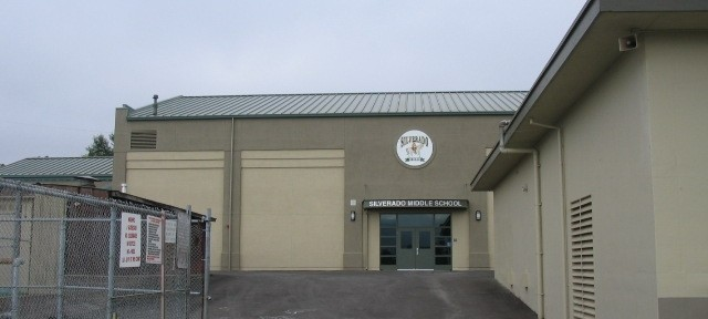 Silverado Middle School – General Contractor – Completed
