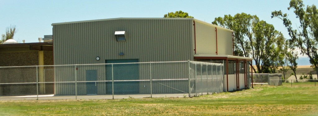 Agricultural Building Rio Vista - Outside 1 - General Contracting