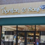 Thornton and Sons Exterior - Tenant Improvement
