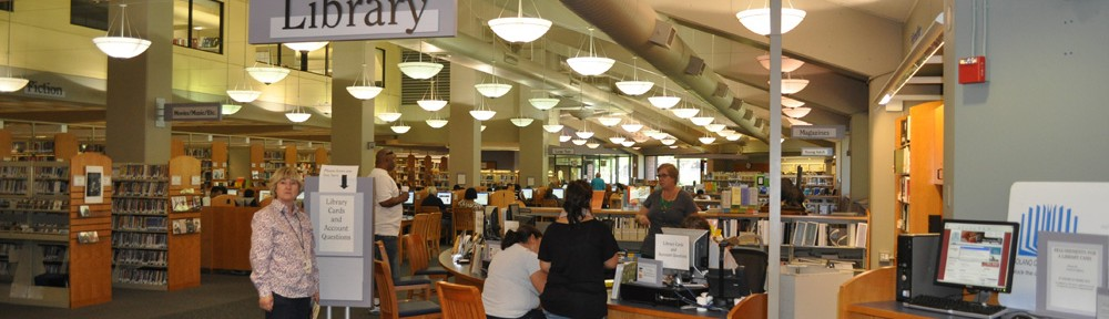 Fairfield Civic Center Library Checkout – General Contractor