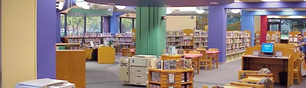 Fairfield Civic Center Library Children's Opening – General Contractor