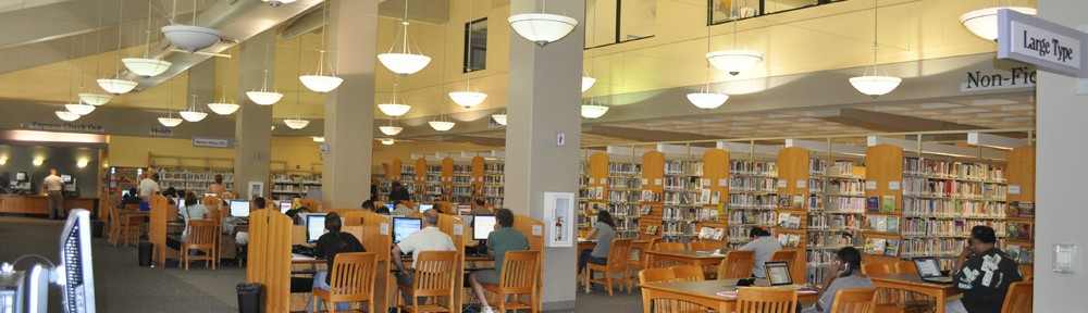 Fairfield Civic Center Library General Area – General Contractor