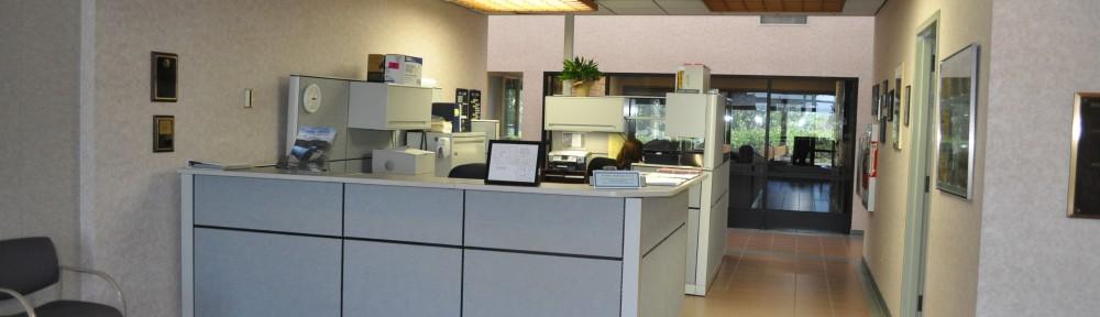 Northbay Treatment Plant Interior