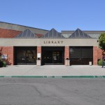 Fairfield Civic Center Library Front - General Contractor