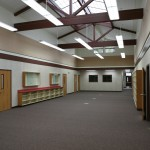 MLK High School Lounge - General Contractor